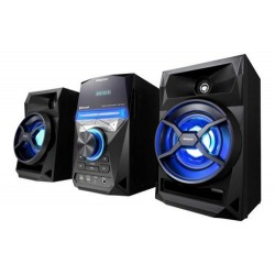 Microcomponente Philco Sap500n Bluetooth 1500w 2 Parlantes